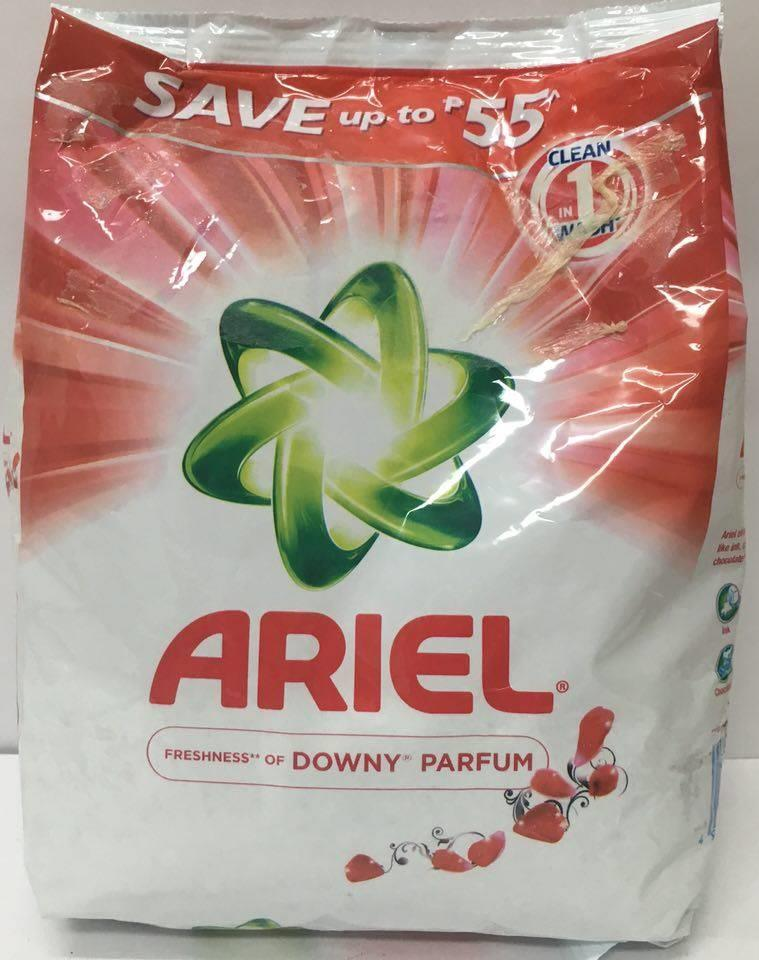 Ariel Laundry Detergent Powder with Downy Parfum 650g from Buy Asian