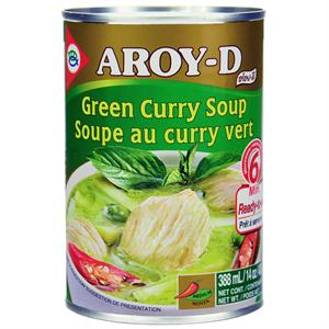 Aroy-D Green Curry Soup 400ml