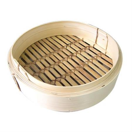 Bamboo Steamer Base 10