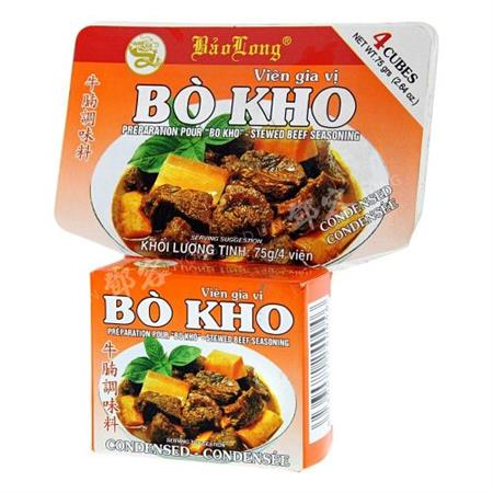 BaoLong Bo Kho Stewed Beef Seasoning 75g