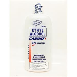 Casino ethyl alcohol company