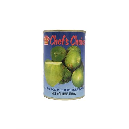 Chef's Choice Cooking Coconut Juice 400ml