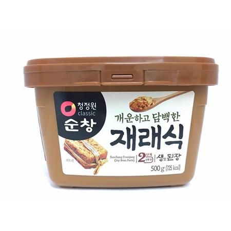 Chung Jung One Doenjang (Soybean Paste) 500g