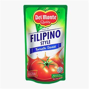 Del Monte Tomato Sauce Filipino Style 250g