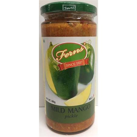 Ferns' Mango Pickle (Mild) 380g