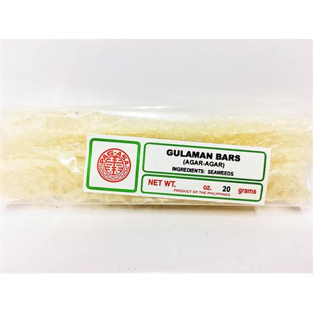 Gulaman Bar White 20g