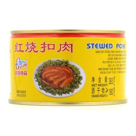 Gulong Stew Pork Sliced 383g