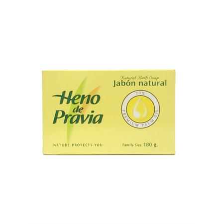Heno de Pravia Natural Bath Soap 180g