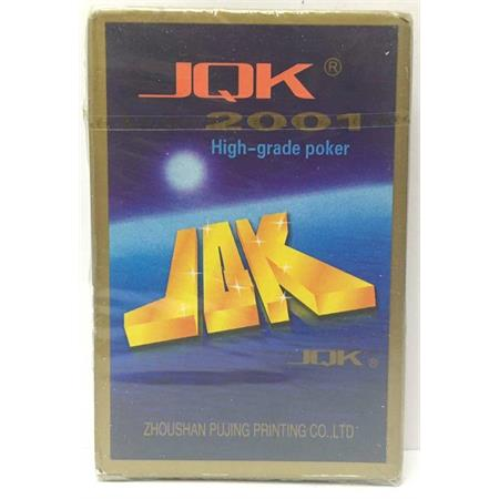 JQK 2001 Playing Cards