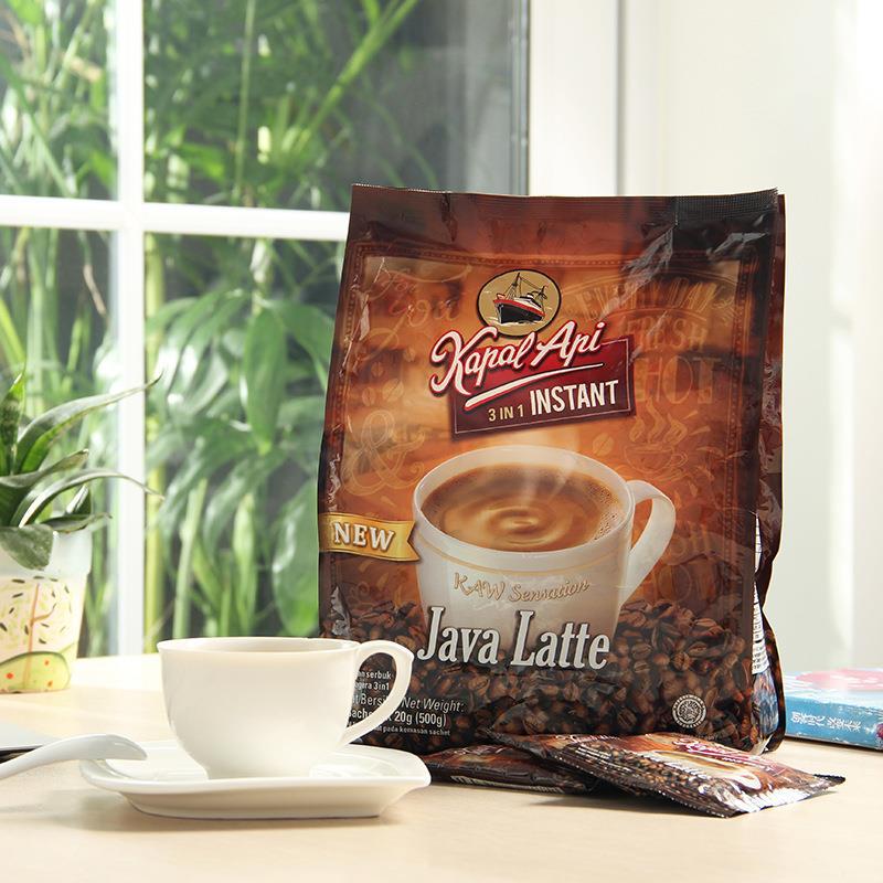 Kapal Api Grande Java Latte 3-in-1 400g From Buy Asian Food 4U