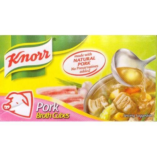 Knorr Broth Cubes Pork 60g from Buy Asian Food 4U