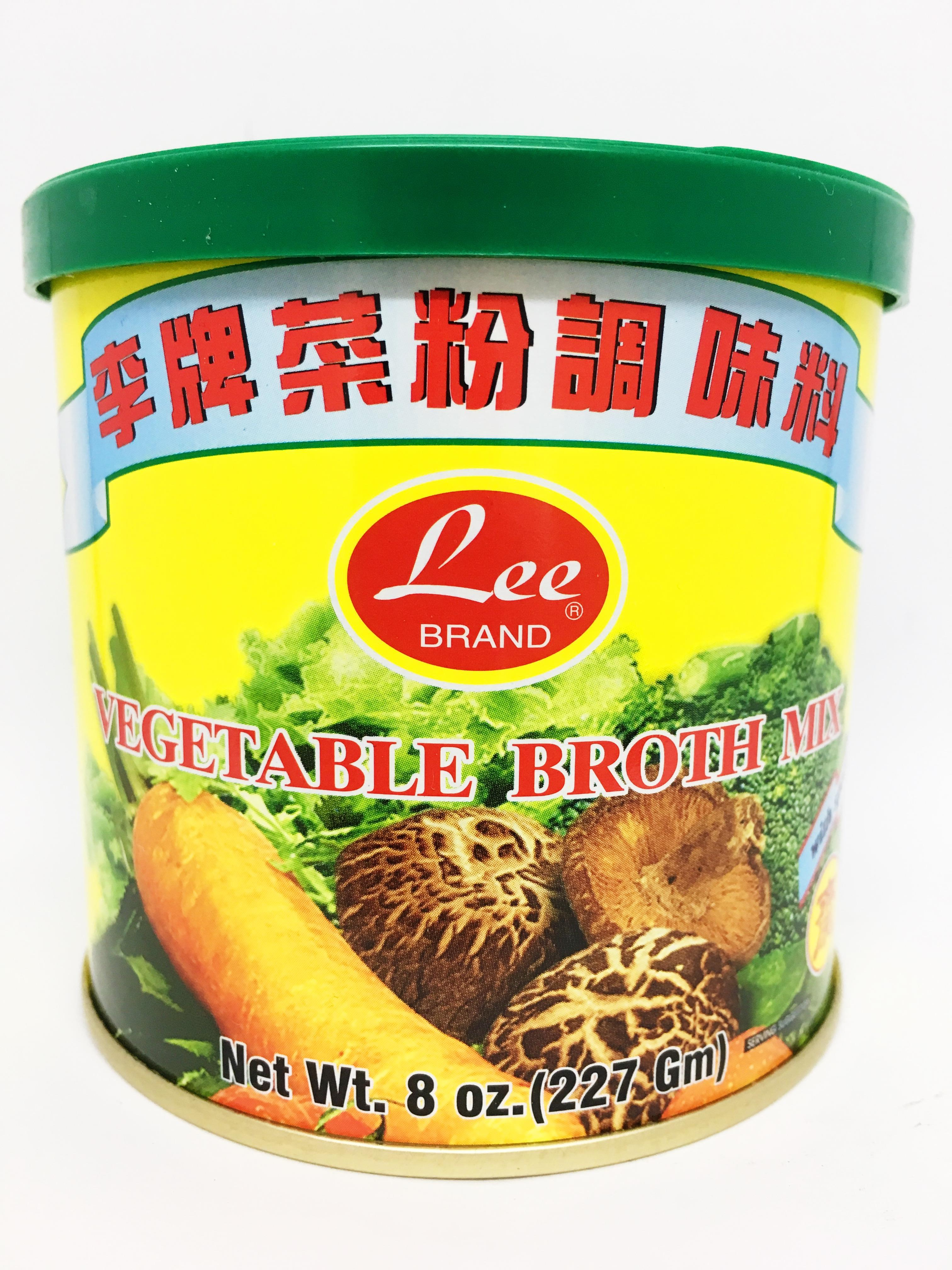 Lee Brand Vegetable Broth Mix 227g From Buy Asian Food 4u