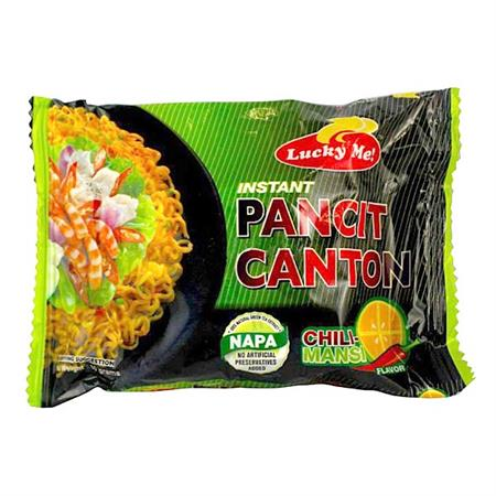 lucky me instant noodles Back in september, fhmcomph came out with the story instant pancit canton wars: which noodles did we go gaga over, which pitted three instant pancit canton brands against one another, namely lucky me, nissin yakisoba and.