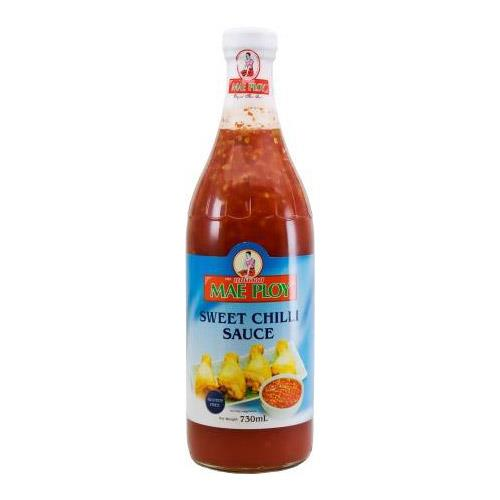 Mae ploy sweet chili sauce gluten free 730ml from buy for Is fish sauce gluten free