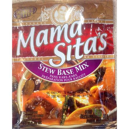 Mama Sita's Kare-Kare Stew Base Mix 50g