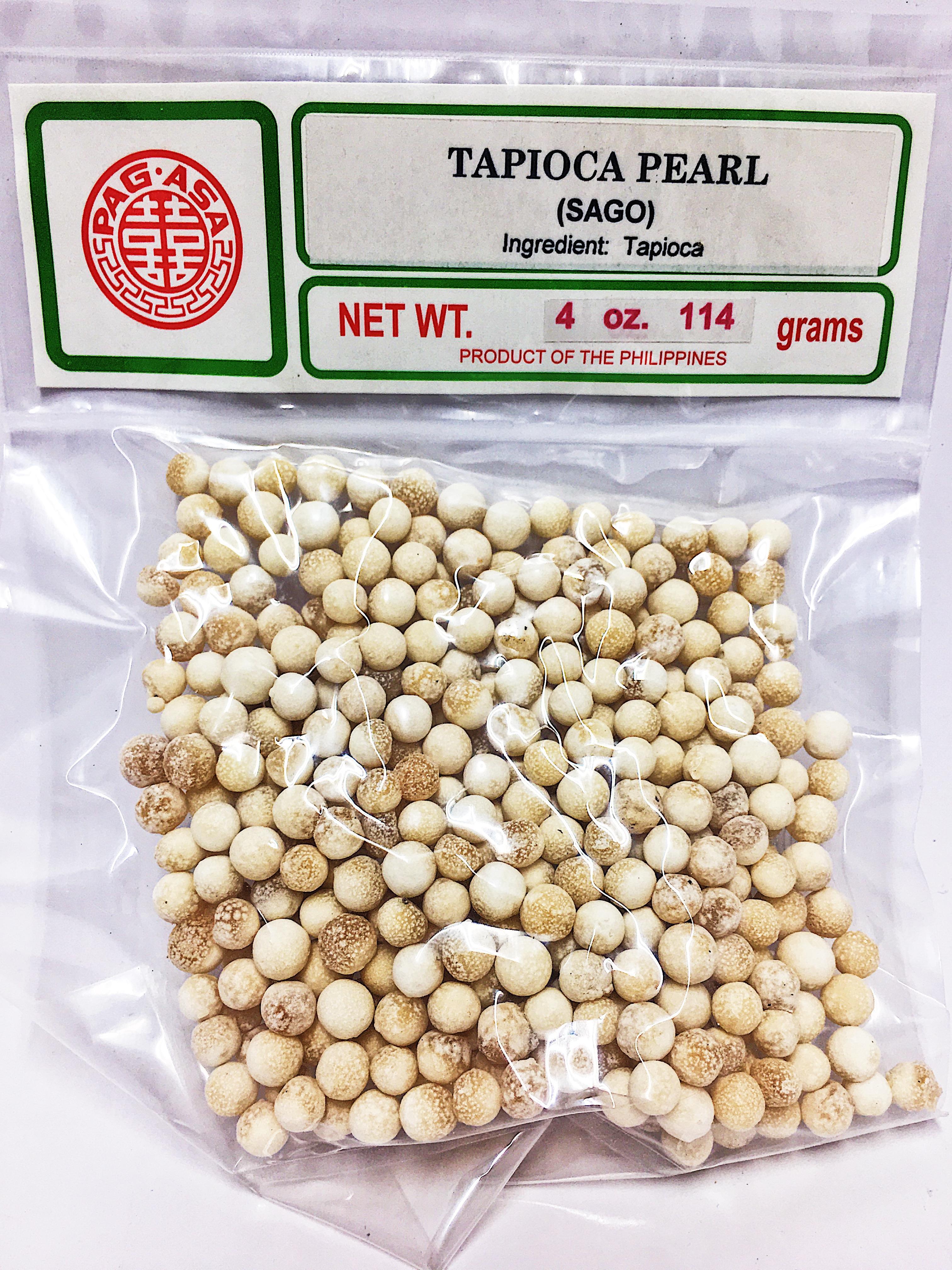 how to cook big sago pearls