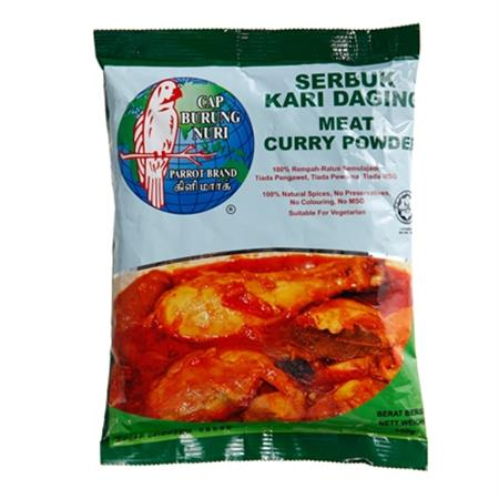 Parrot Brand Meat Curry Powder 250g