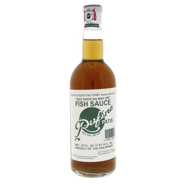 Rufina fish sauce 750ml from buy asian food 4u for Asian fish sauce