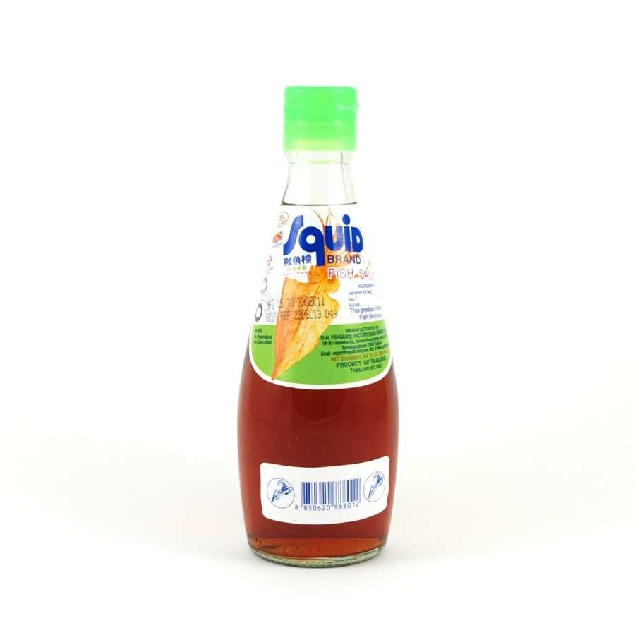 Squid brand fish sauce 300ml from buy asian food 4u for Fish sauce brands