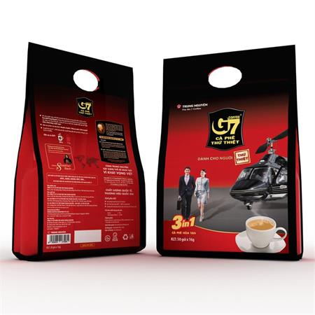 Trung Nguyên G7 3-in-1 Coffee 1.6kg