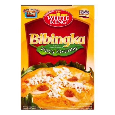 White king bibingka mix 500g from buy asian food 4u