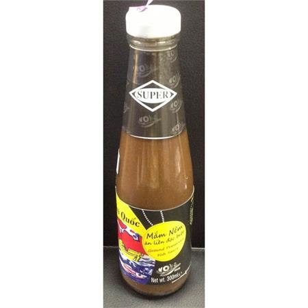 Wok Ground Preserved Fish Sauce 300ml